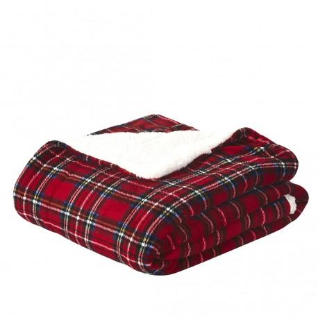 Cobertor SHERPA CHARLEROI mantas-sherpa