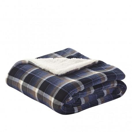 Cobertor SHERPA PARK AVENUE mantas-sherpa