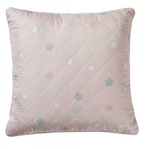 Almofada Tuly rosa 55x55