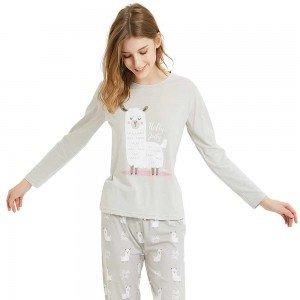 Pijama pantalon largo LLAMA