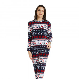 Pijama coral veados...