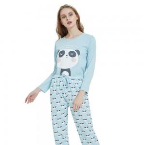 Pijama manga comprida PANDA...