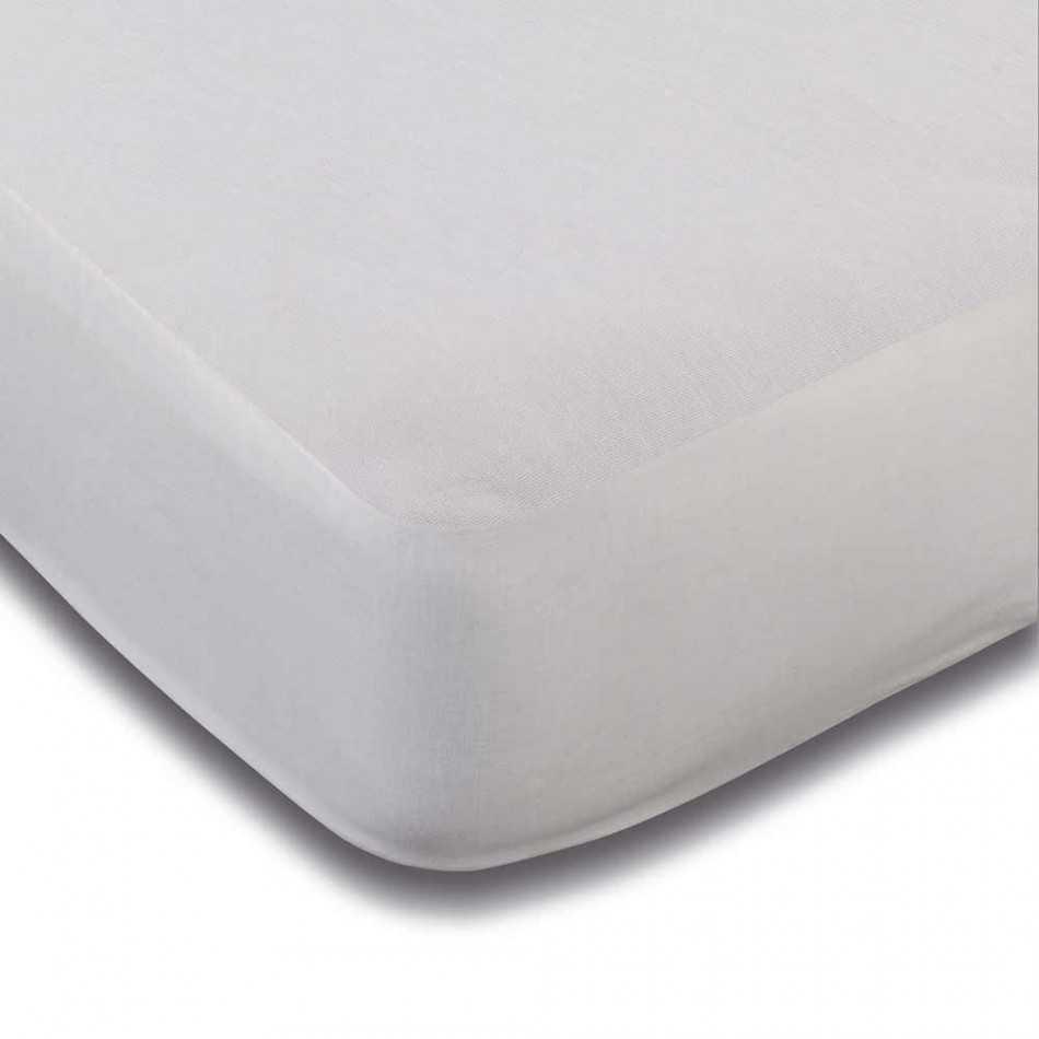 Protetor de colchão Impermeável não acolchoado Tencel capas-de-colchao