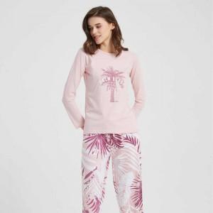 Pijama algodão  Palmeiras...
