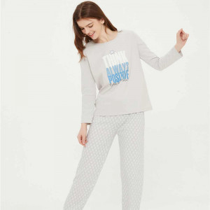 Pijama algodão Positive...