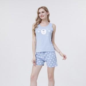 Pijama curto MIMOSO  Azul...