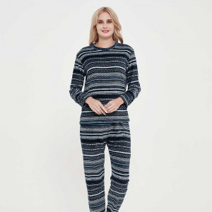 Pijama Coral Dalila Azul