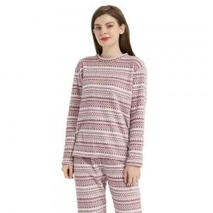 Pijama coral Loreto Lilás