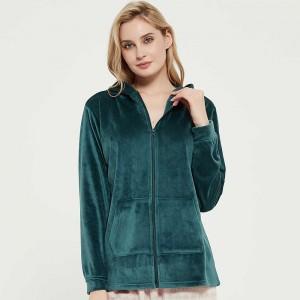 Casaco Super Soft verde...