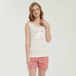 Pijama curto algodão Dudu...