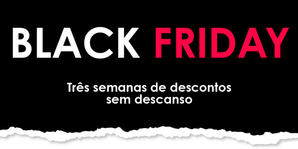 Black Friday Tramas 2020