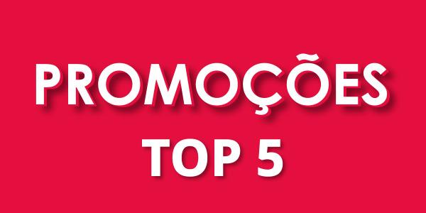 TOP 5 DAS PROMOÇÕES: O que não podes deixar escapar esta temporada da Tramas