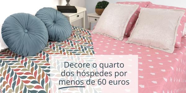 Decore o quarto de hóspedes por menos de 60 euros